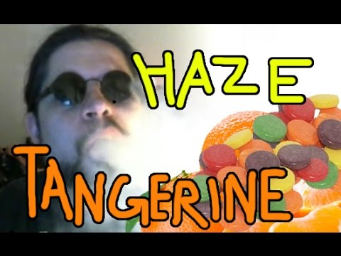 Haze Tangerine ( Shisha ) review with Gnome