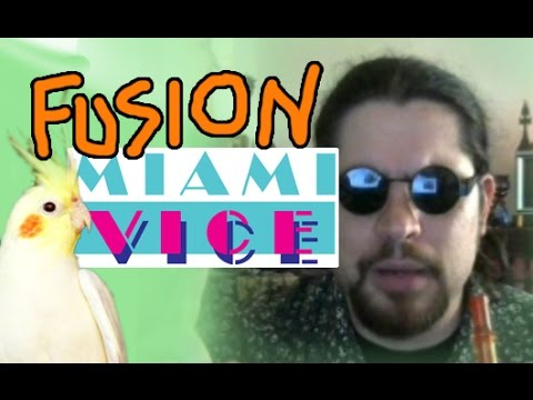 Fusion Miami Vice ( shisha ) review with Gnome