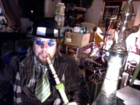 HookahHookah Mad Hatter ( shisha ) Review with...